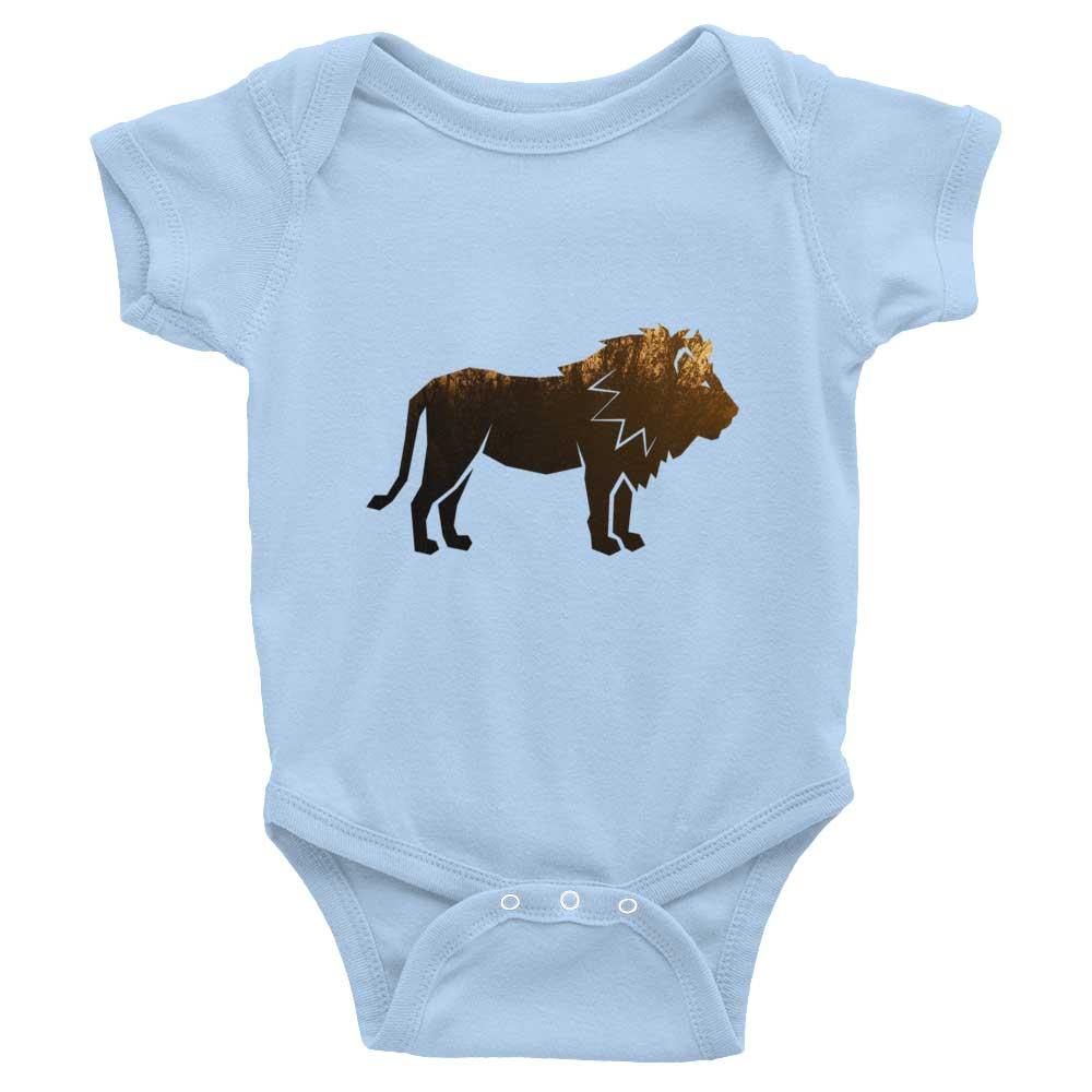 Lion Habitat Baby esie Cause You Care