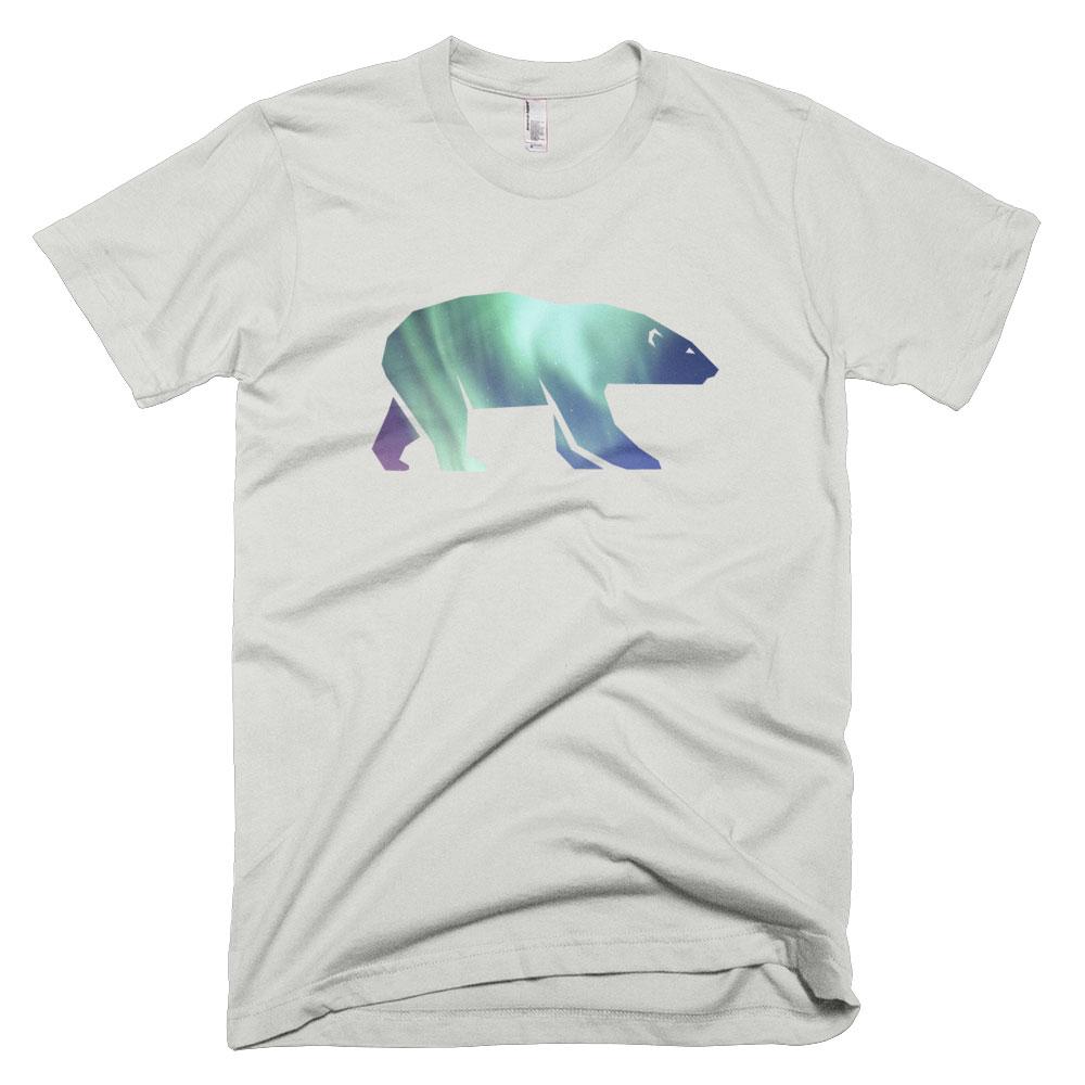 Polar Bear Habitat Mens - New Silver