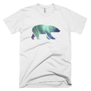 Polar Bear Habitat Mens - White