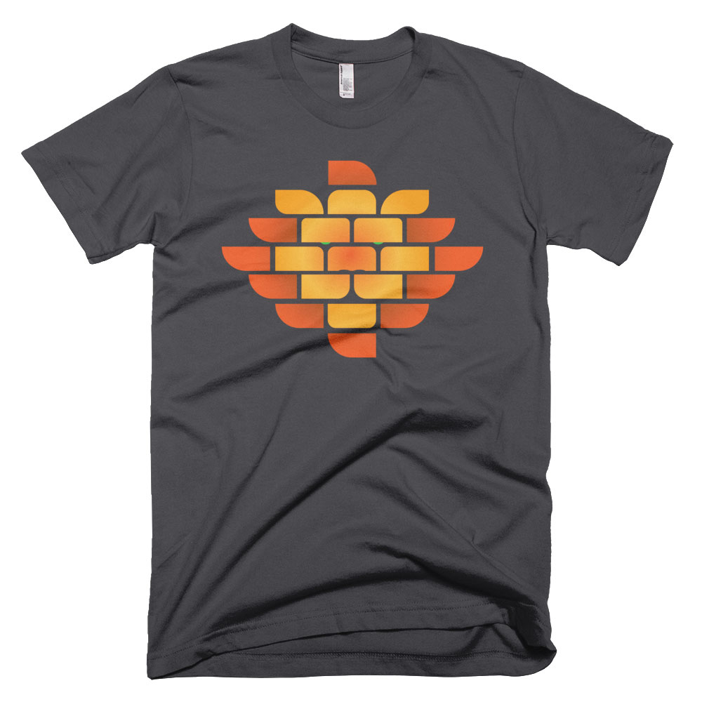 Brick Lion Mens - Asphalt