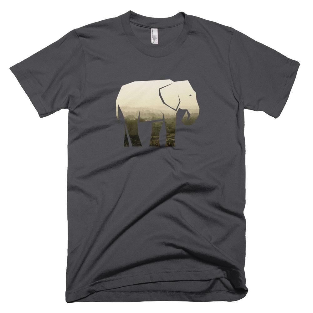 Elephant Habitat Mens - Asphalt