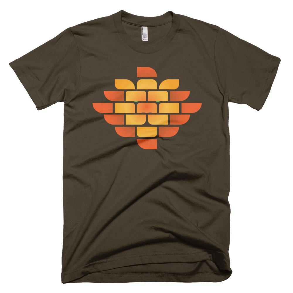 Brick Lion Mens - Brown