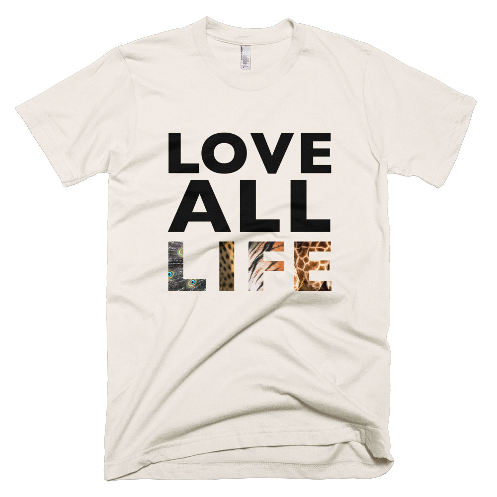 Love All Life Mens - Creme