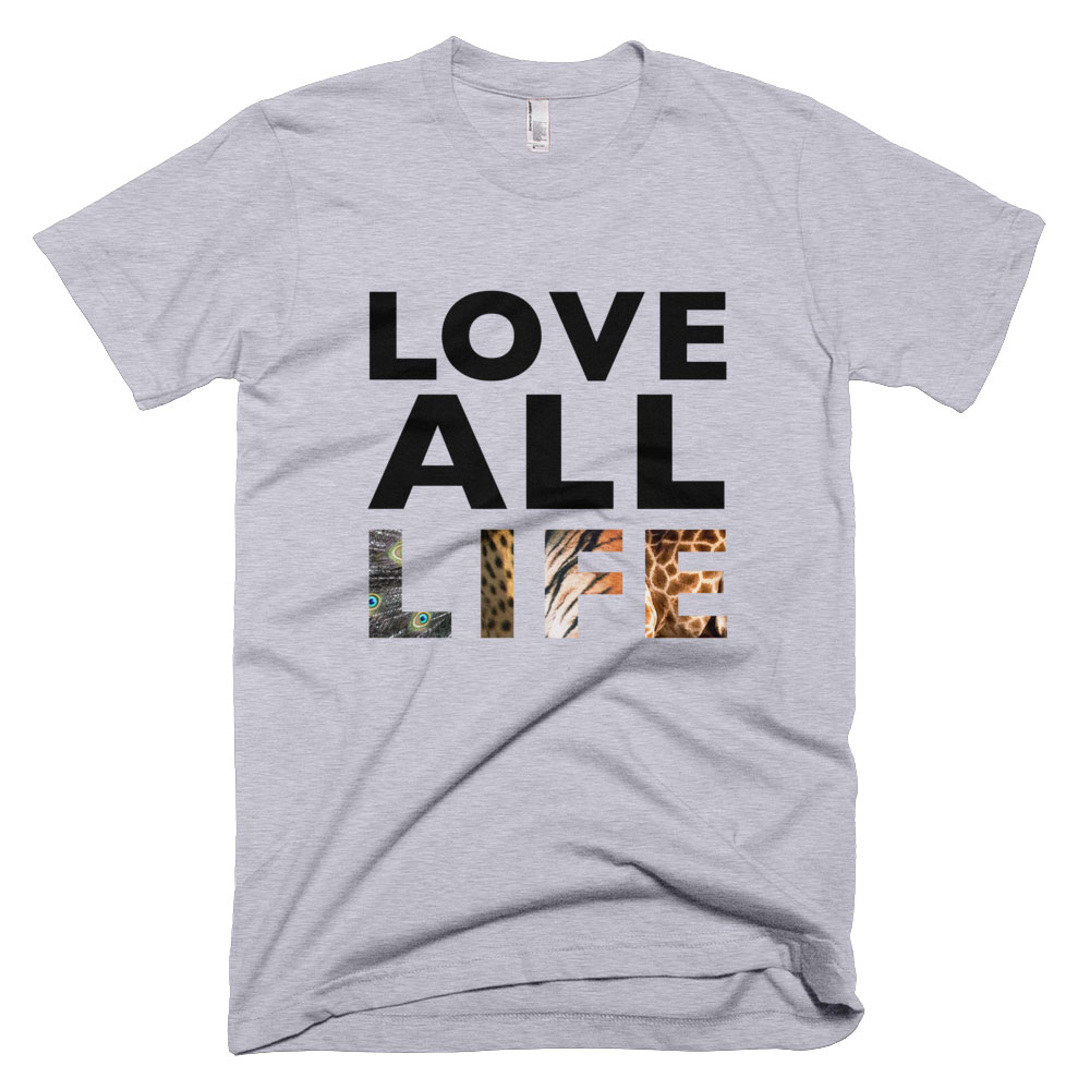 Love All Life Mens - Heather Grey