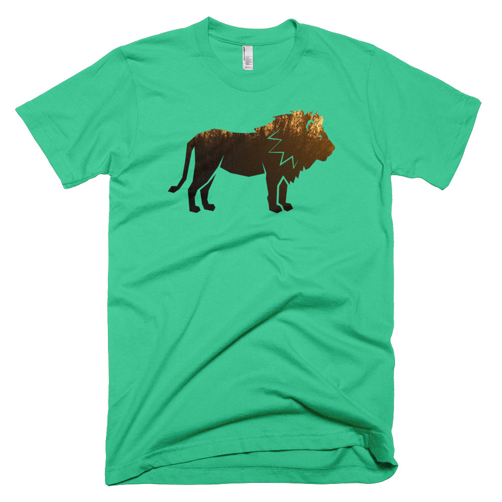Lion Habitat Mens - Mint
