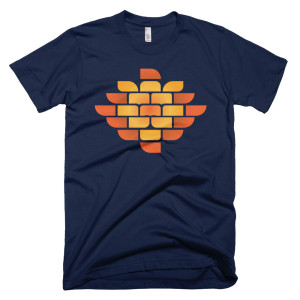 Brick Lion Mens - Navy