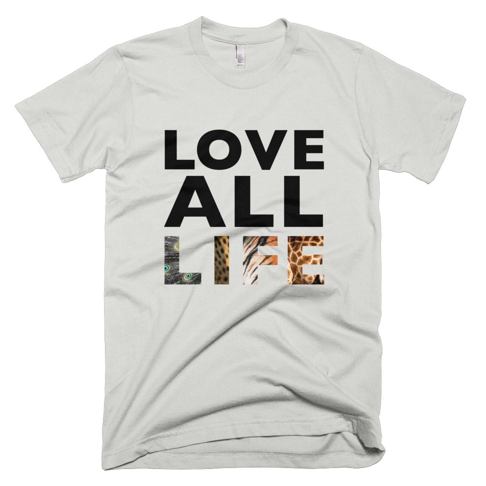 Love All Life Mens - New Silver
