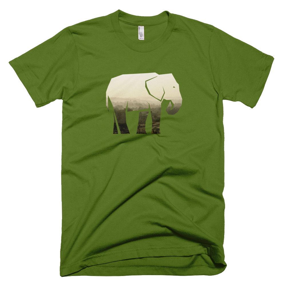 Elephant Habitat Mens - Olive