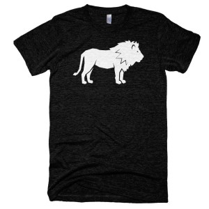 Lion Mens - Tri-Black