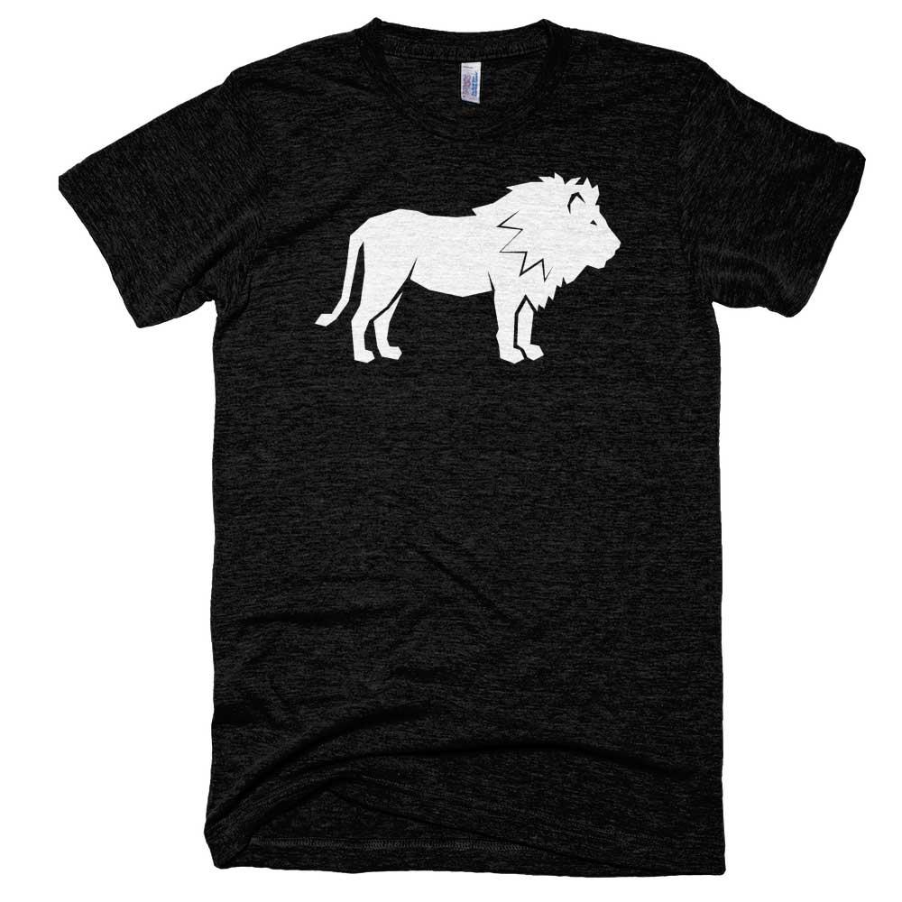 Lion Mens - Tri-Black