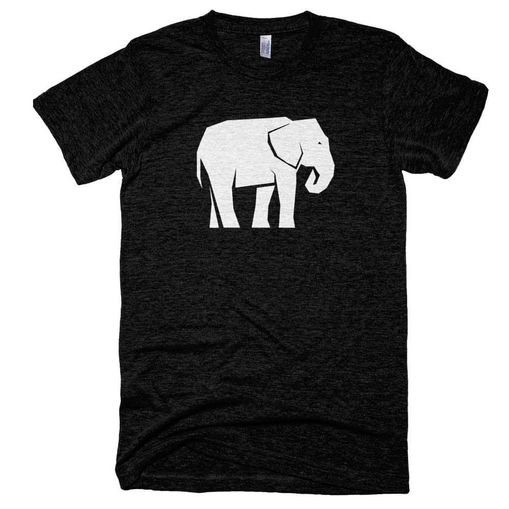 Elephant Mens - Tri-Black