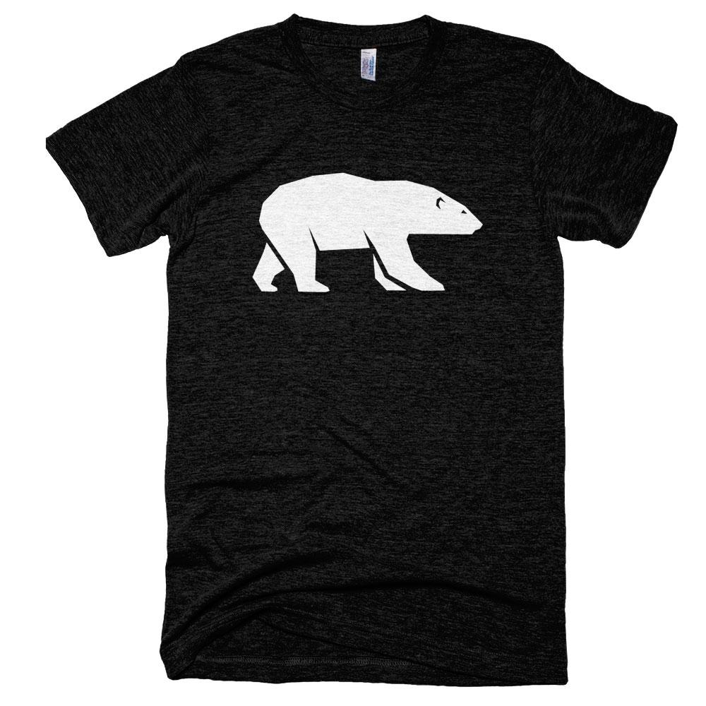 Polar Bear Mens - Tri-Black