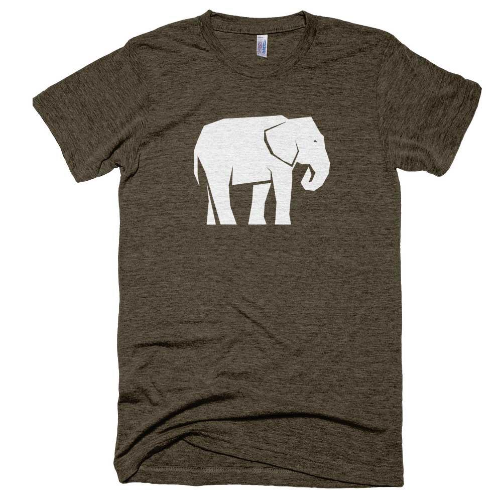 Elephant Mens- Tri-Coffee