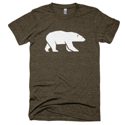 Polar Bear Mens - Tri-Coffee