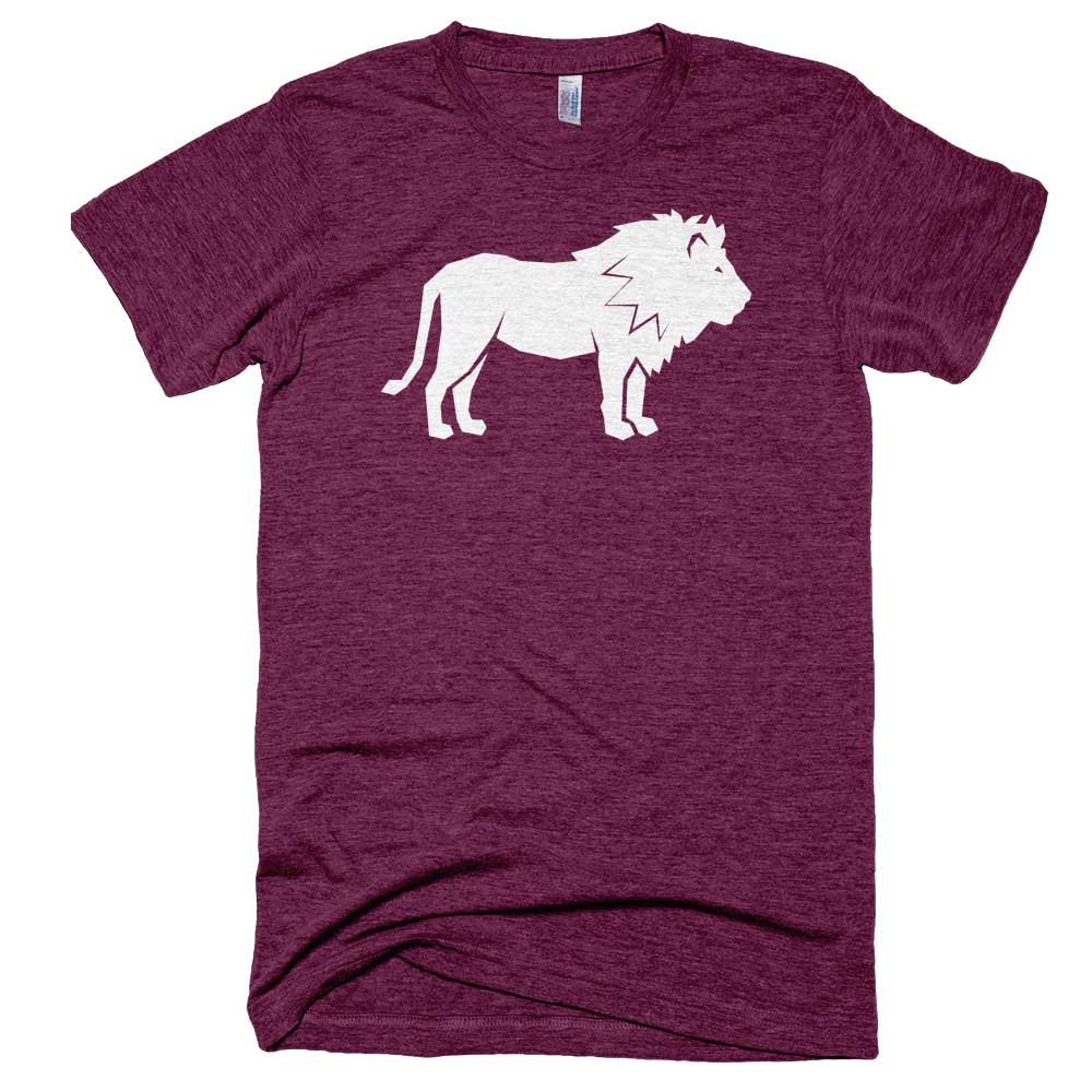 Lion Mens - Tri-Cranberry