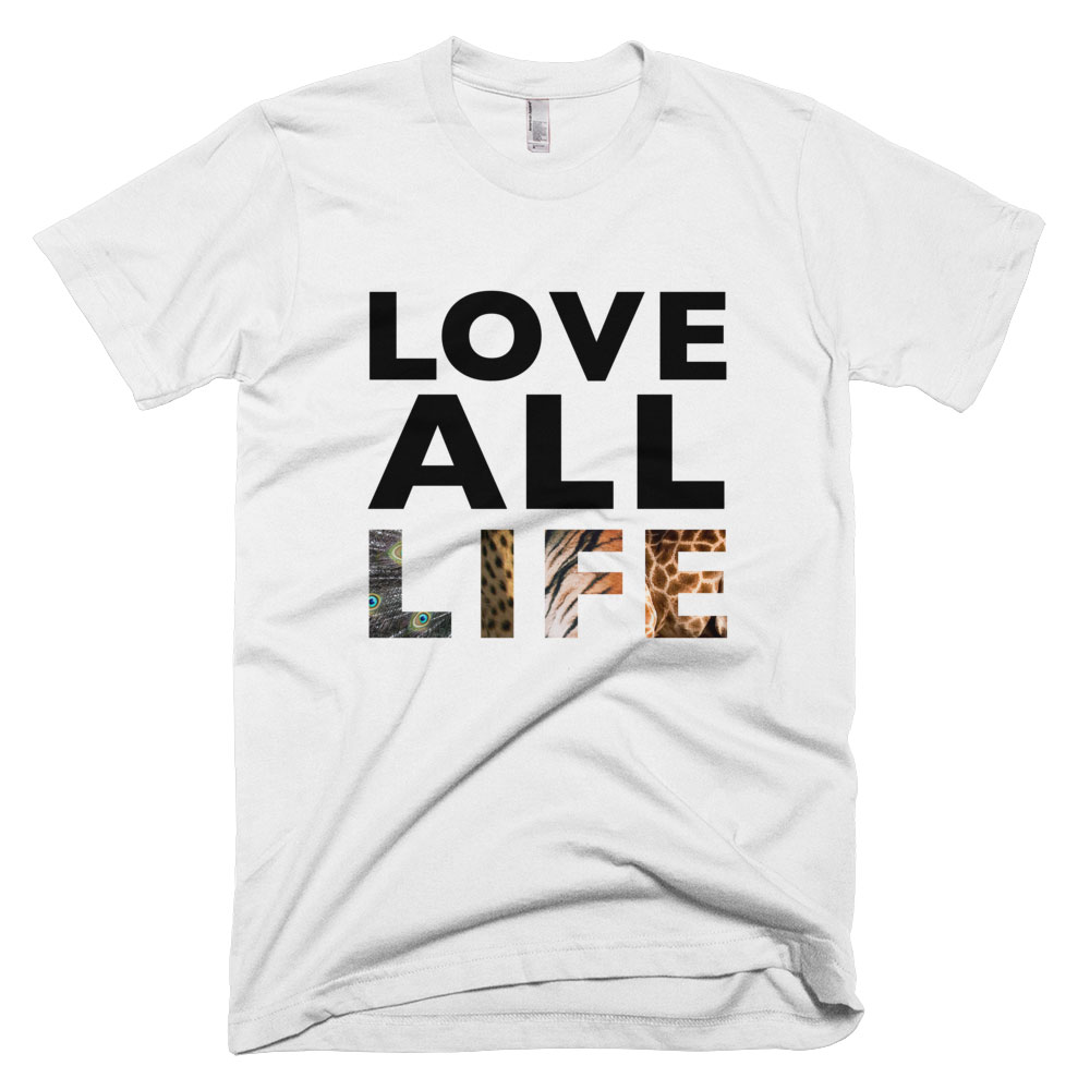 Love All Life Mens - White