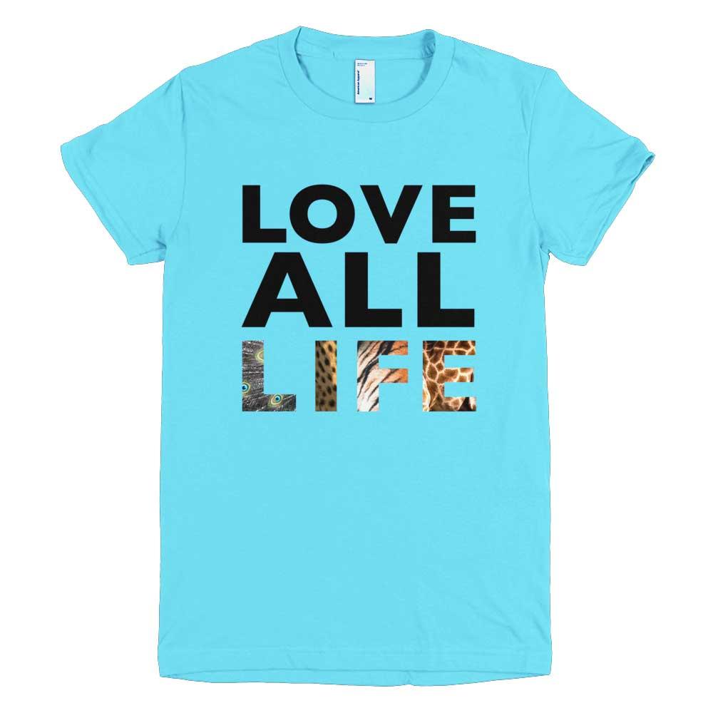 Love All Life Women - Aqua