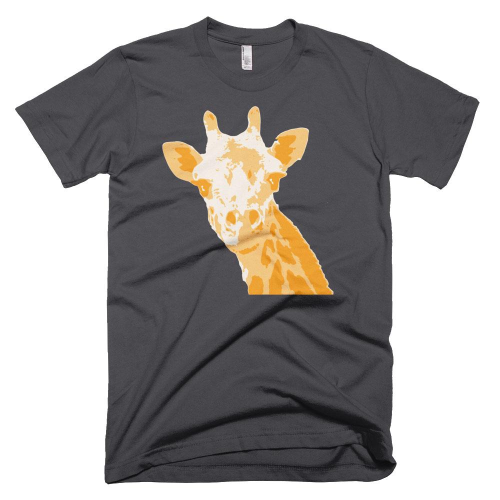 Giraffe Mens - Asphalt