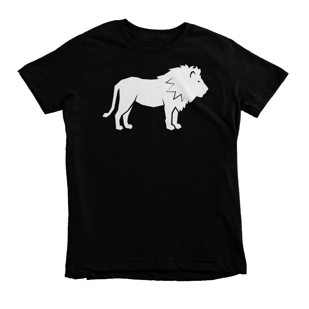 Lion Habitat Kids - Black