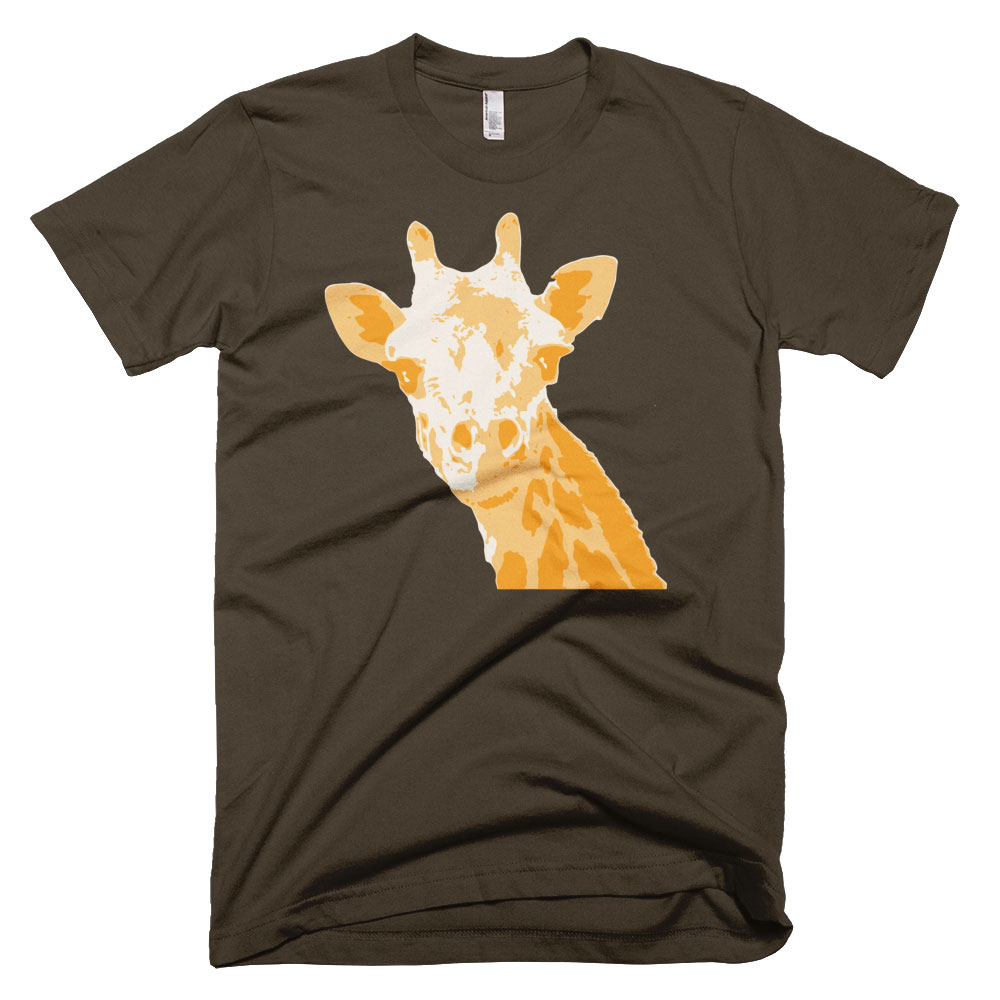 Giraffe Mens - Brown