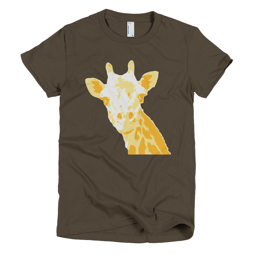 Giraffe Women - Brown