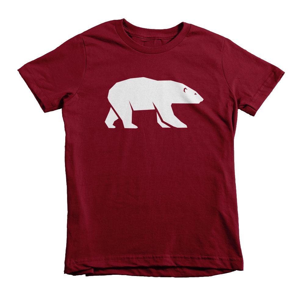 Polar Bear Habitat Kids - Cranberry