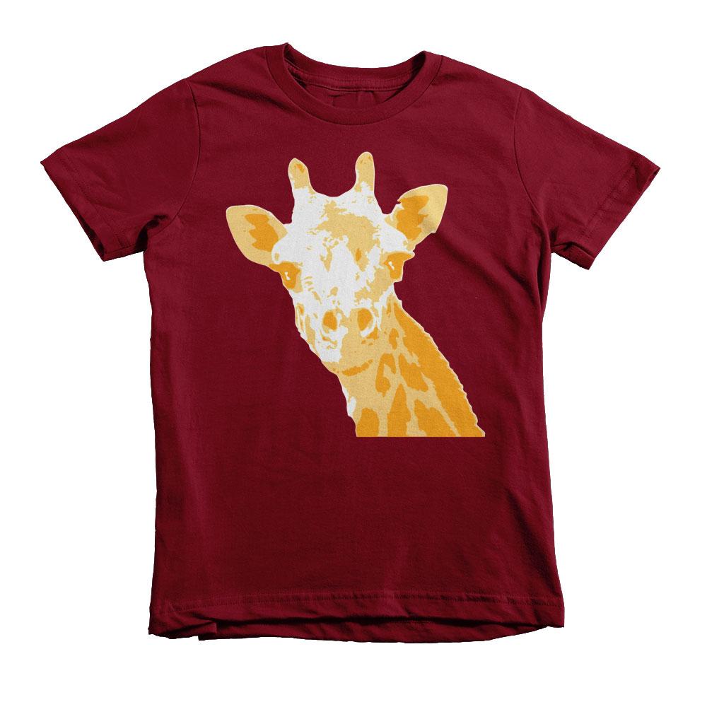 Giraffe Kids - Cranberry