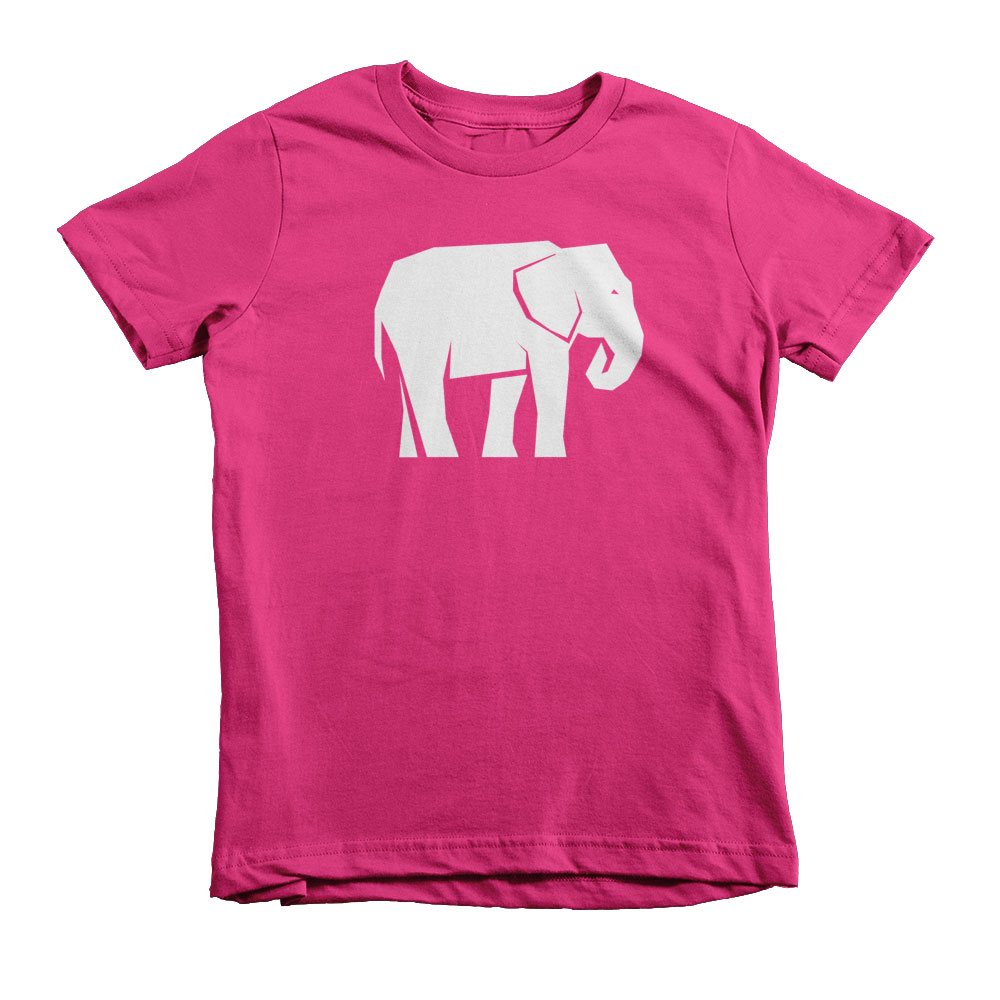 Elephant Habitat Kids - Pink