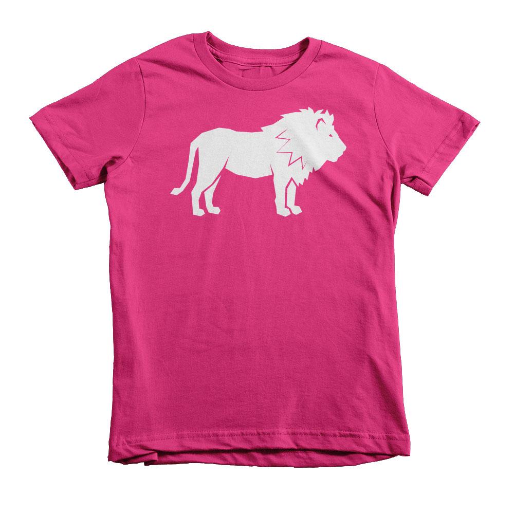Lion Habitat Kids - Fuchsia