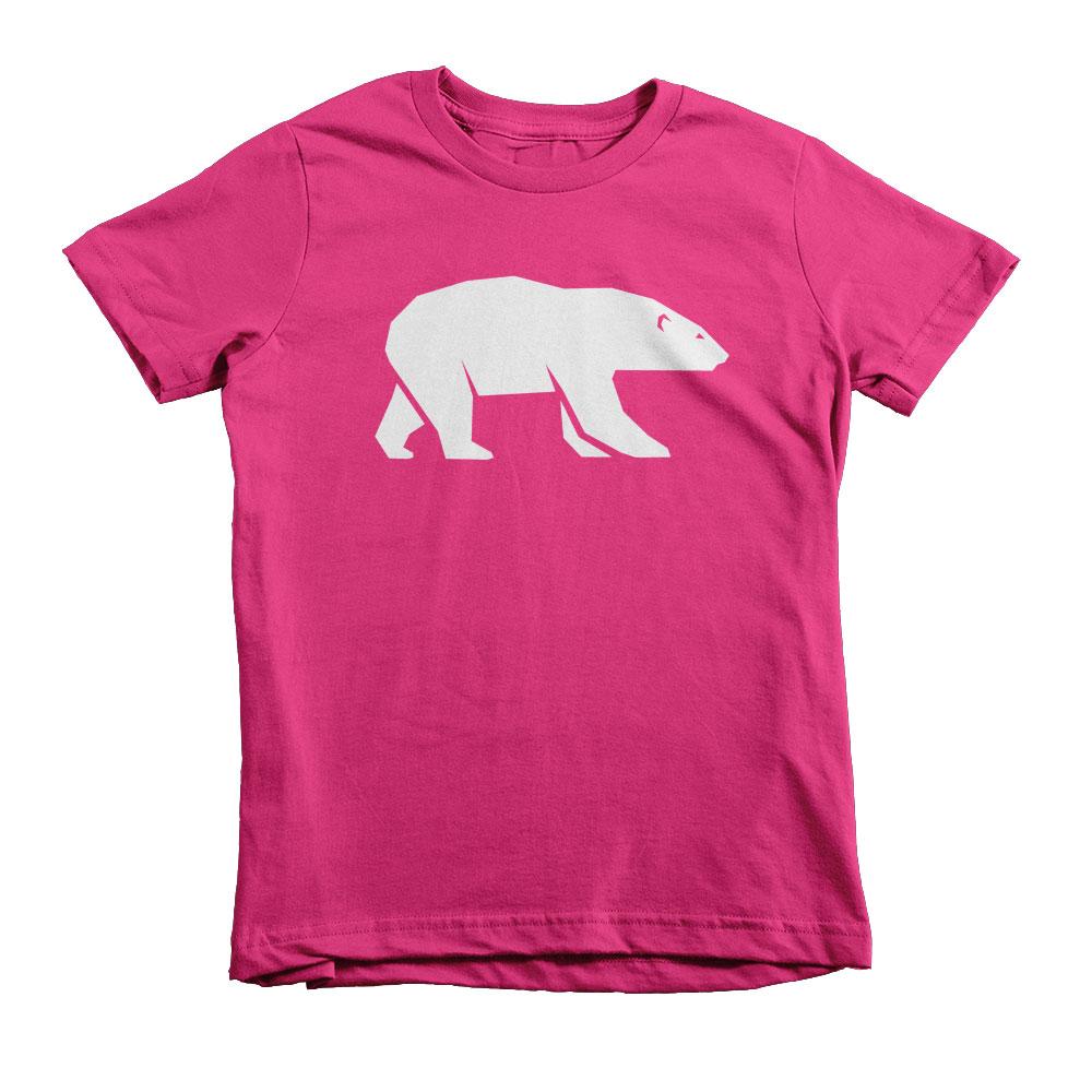 Polar Bear Habitat Kids - Fuchsia