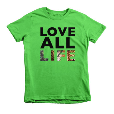 Love All Life Kids - Grass