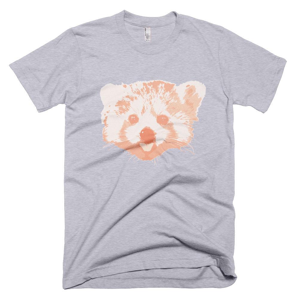 Red Panda Mens - Heather Grey