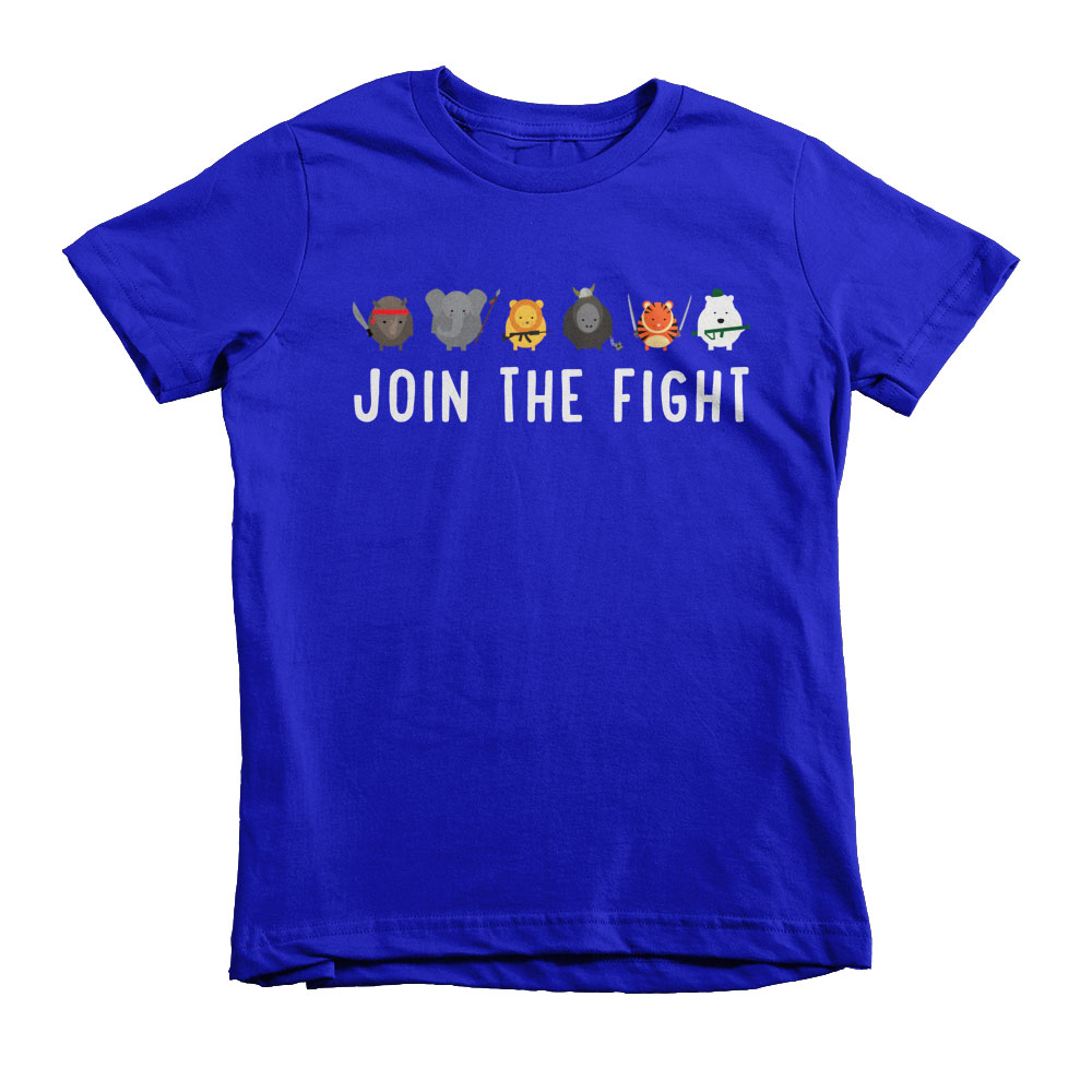 Join the Fight Kids - Lapis