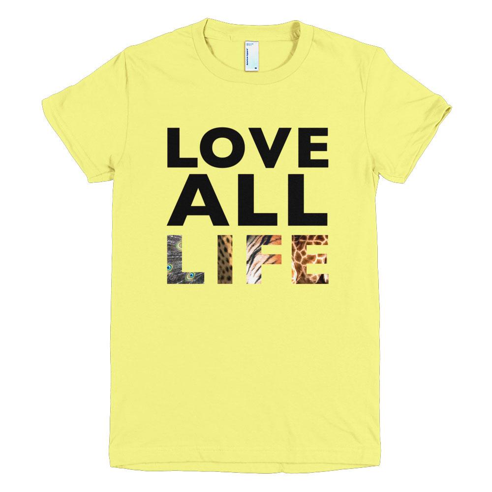 Love All Life Women - Lemon