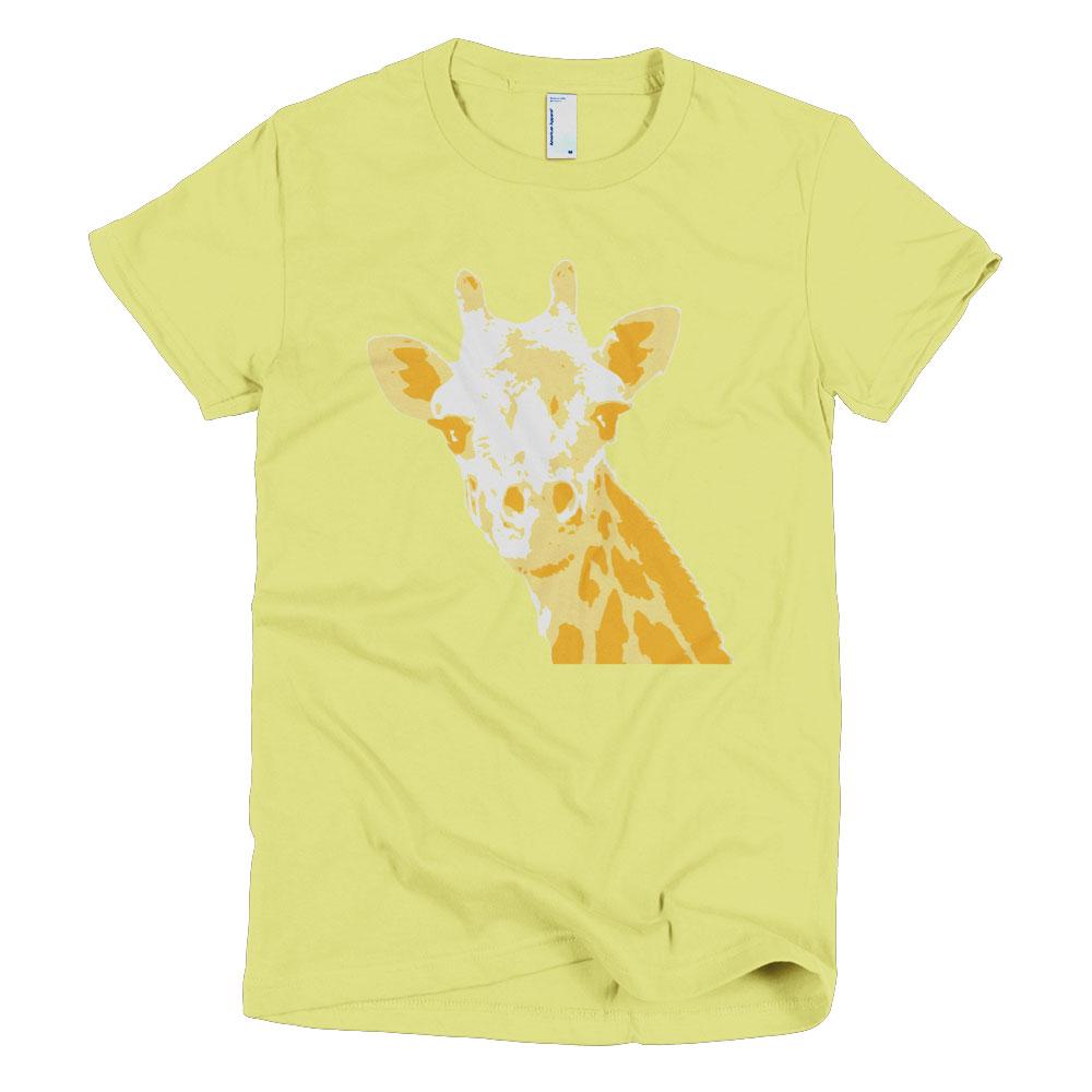 Giraffe Women - Lemon