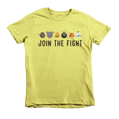 Join the Fight Kids - Lemon