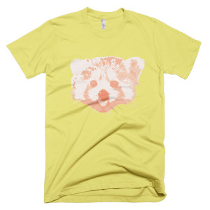 Red Panda Mens - Lemon