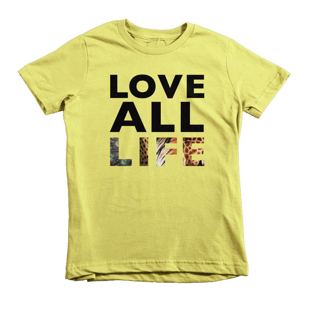 Love All Life Kids - Lemon