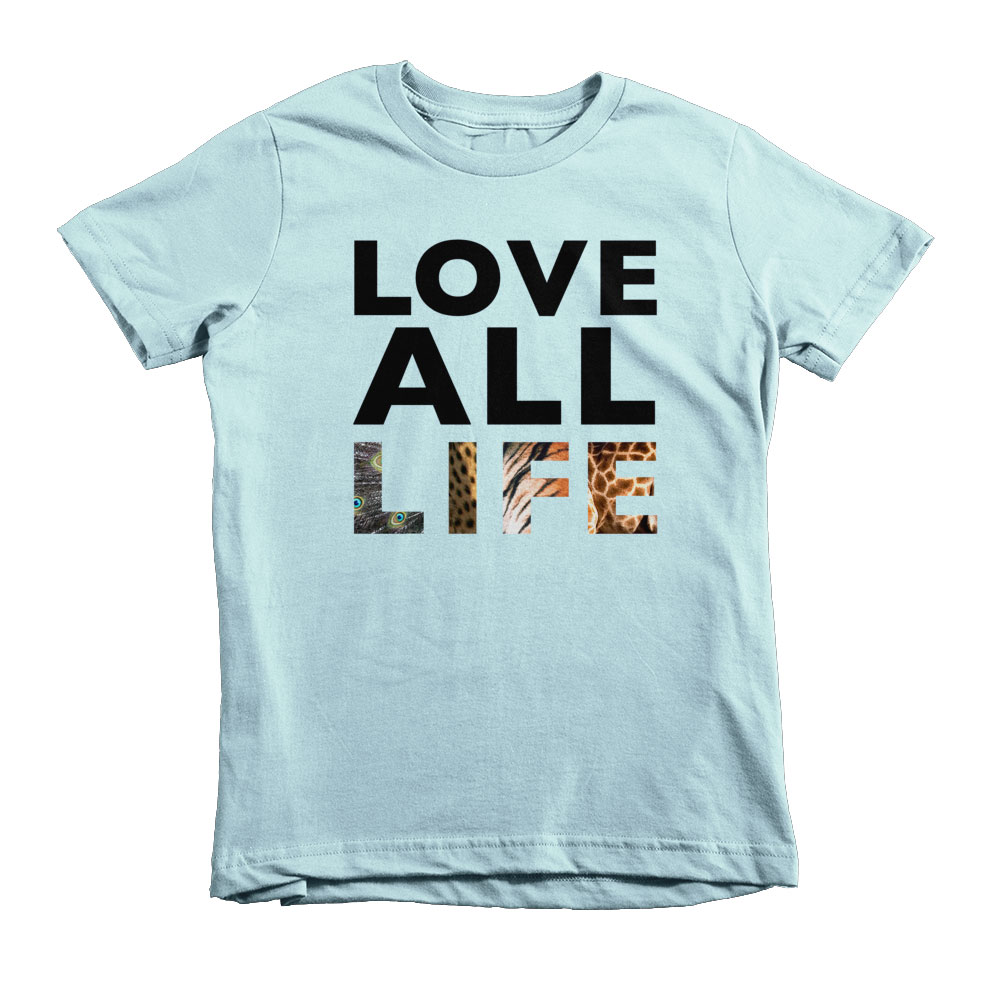 Love All Life Kids - Light Blue