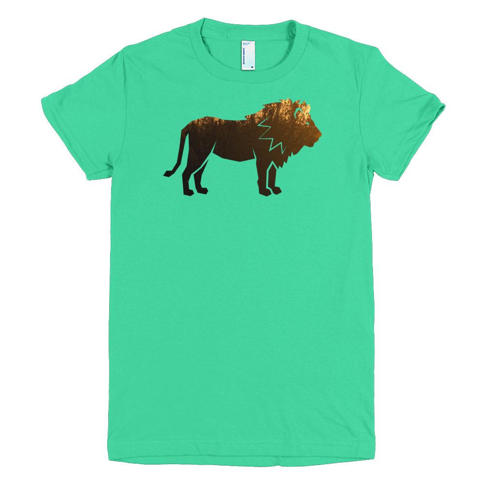Lion Habitat Women - Mint
