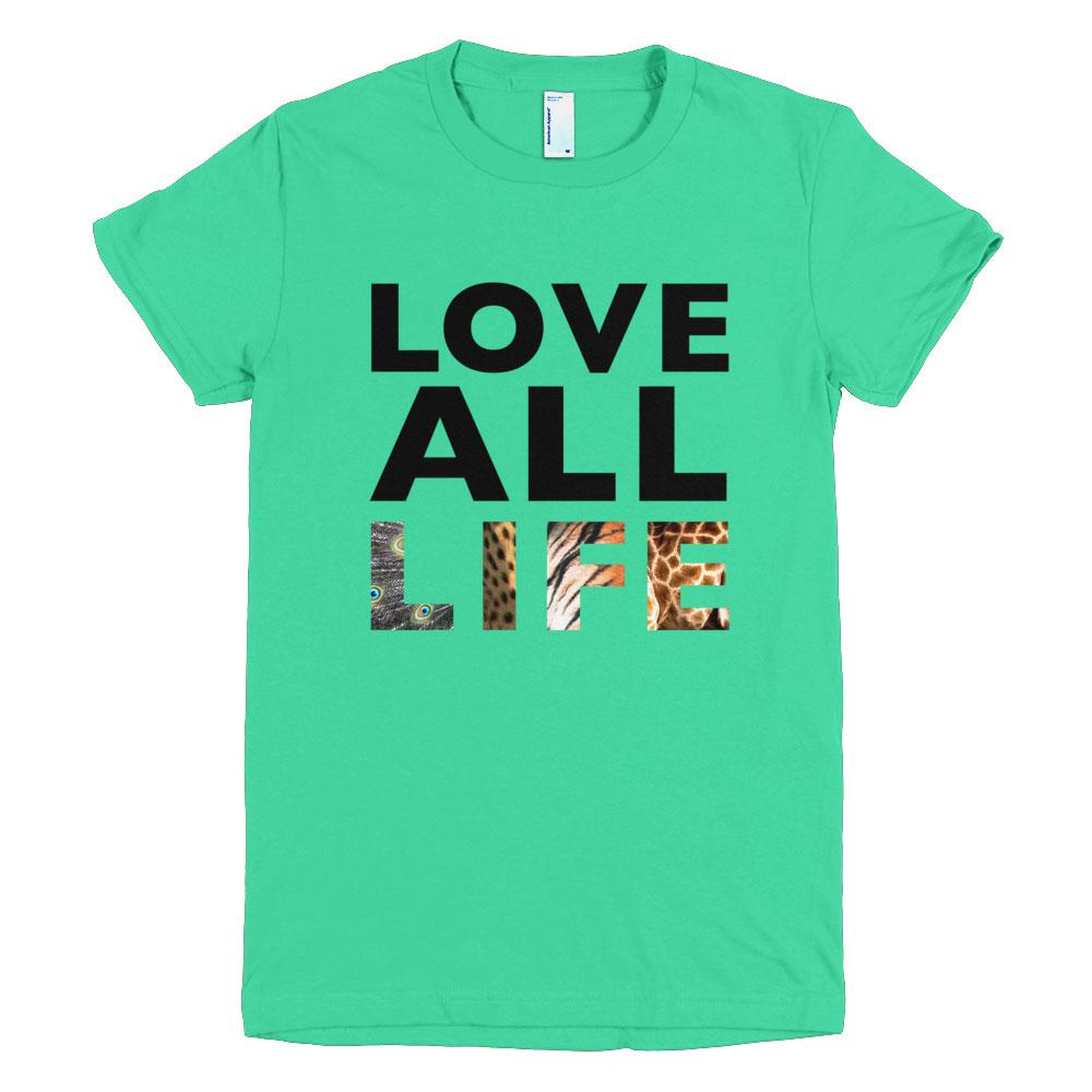 Love All Life Women - Mint