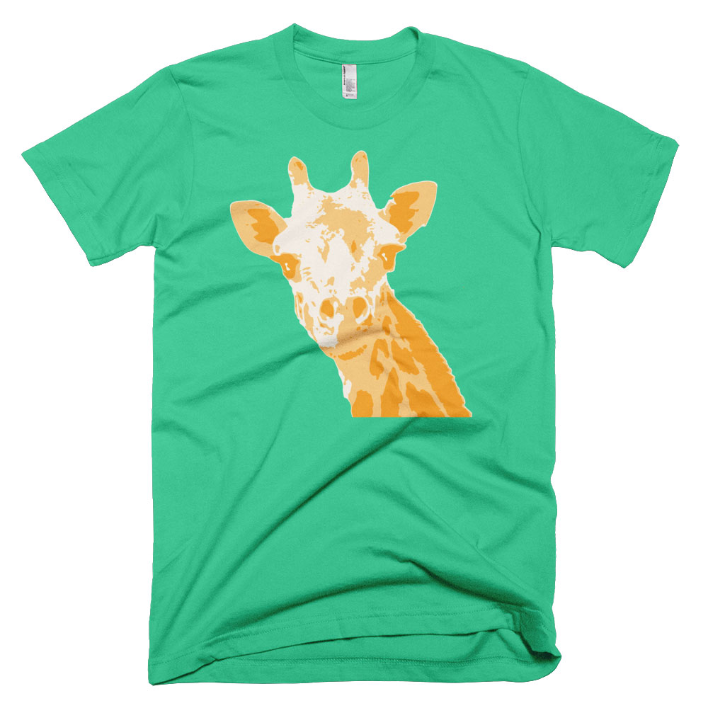 Giraffe Mens - Mint