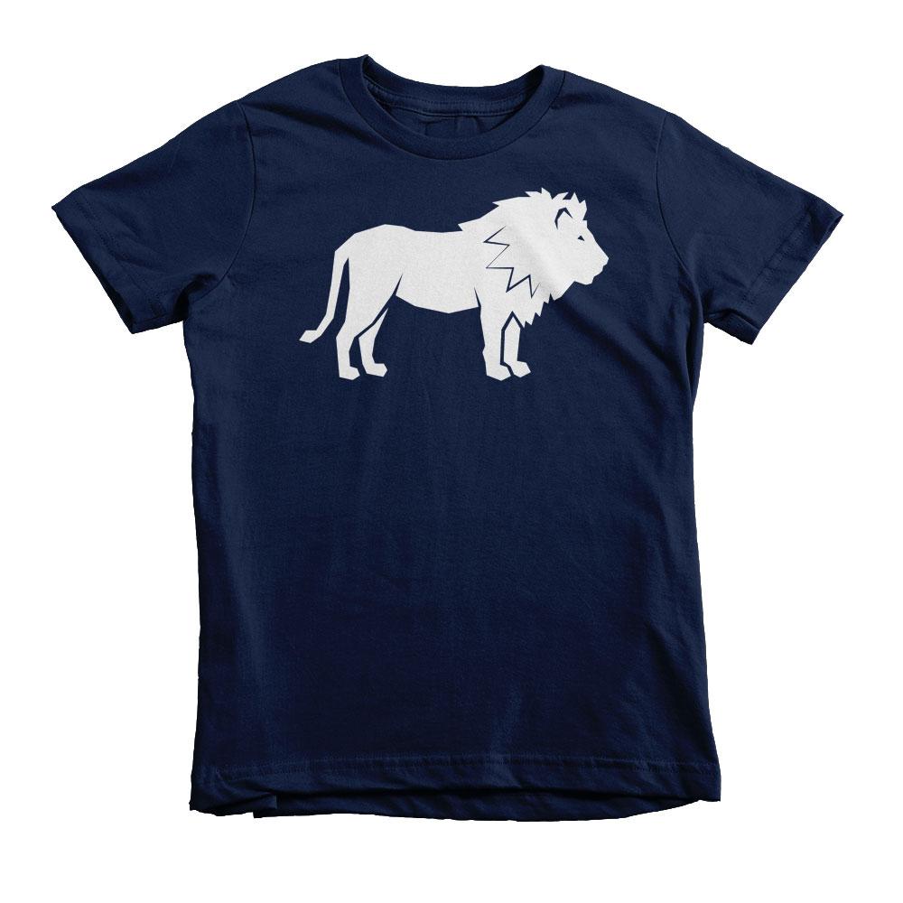 Lion Habitat Kids - Navy