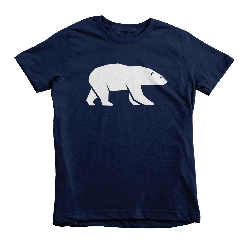 Polar Bear Habitat Kids - Navy