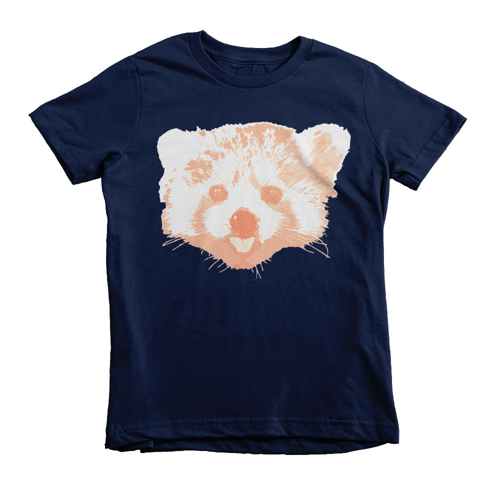 Red Panda Kids - Navy