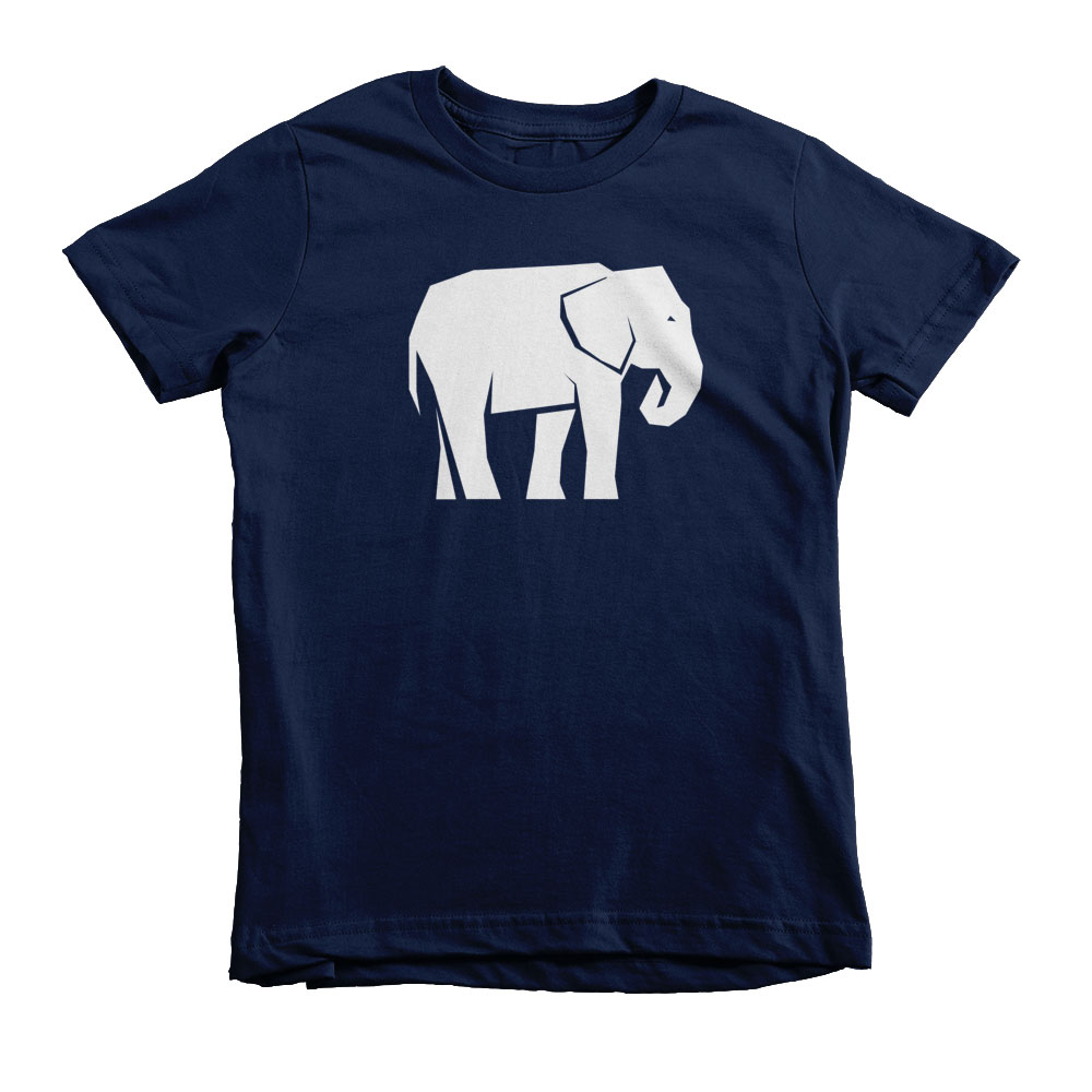 Elephant Habitat Kids - Navy