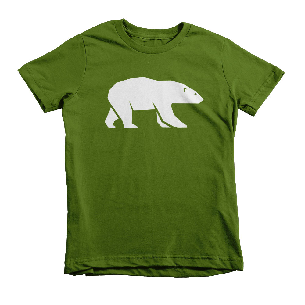 Polar Bear Habitat Kids - Olive