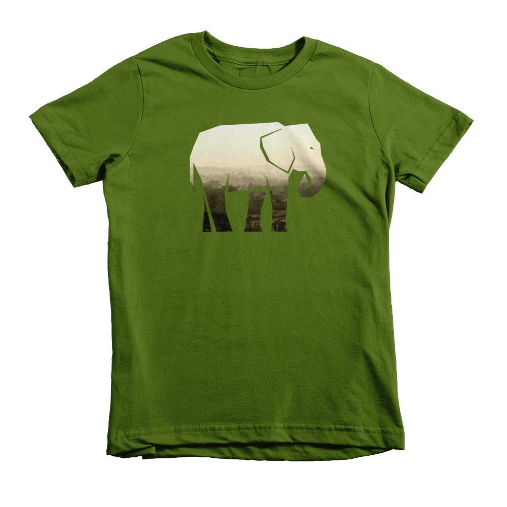 Elephant Habitat Kids - Olive