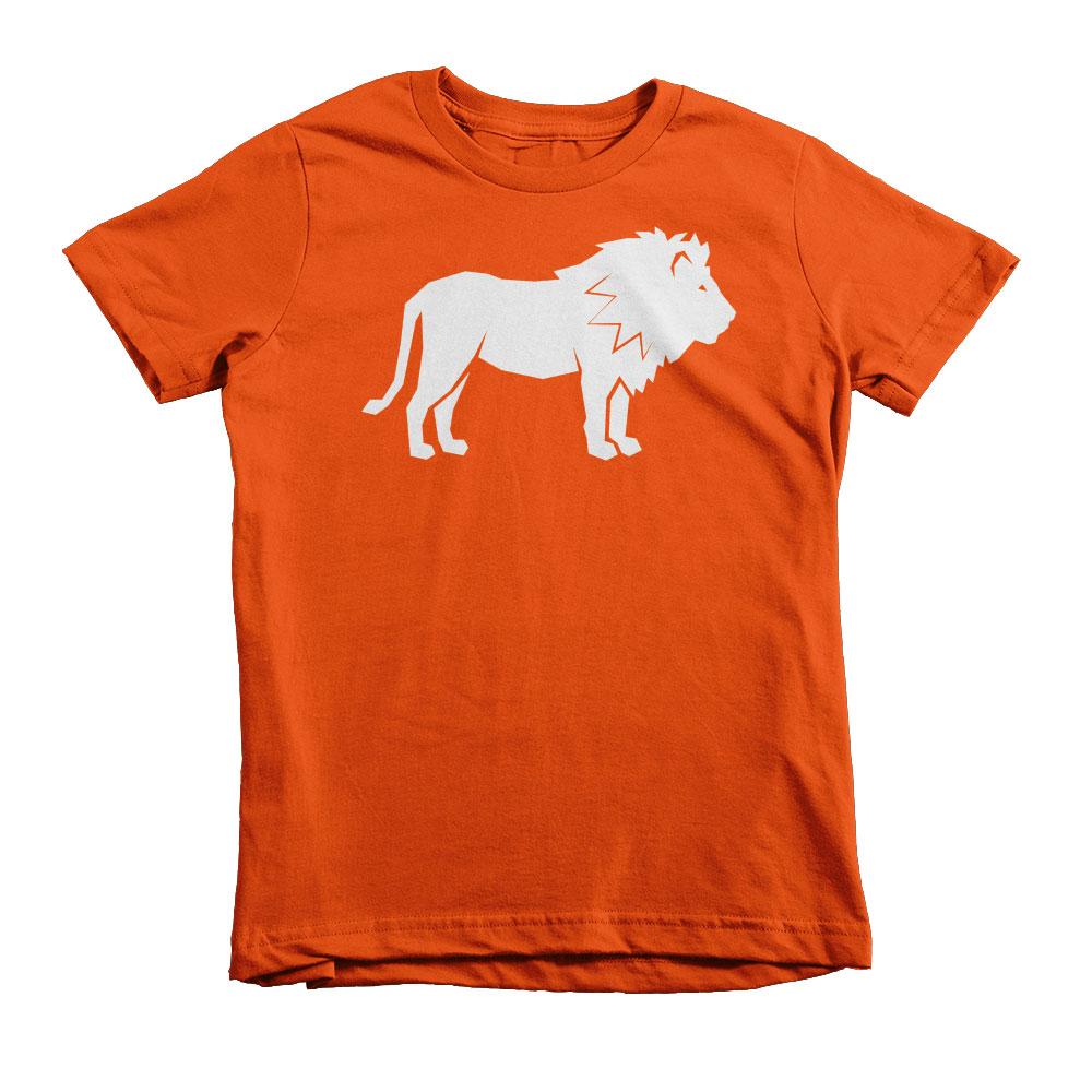 Lion Habitat Kids - Orange