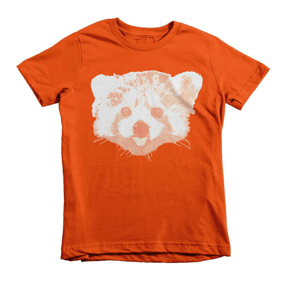 Red Panda Kids - Orange